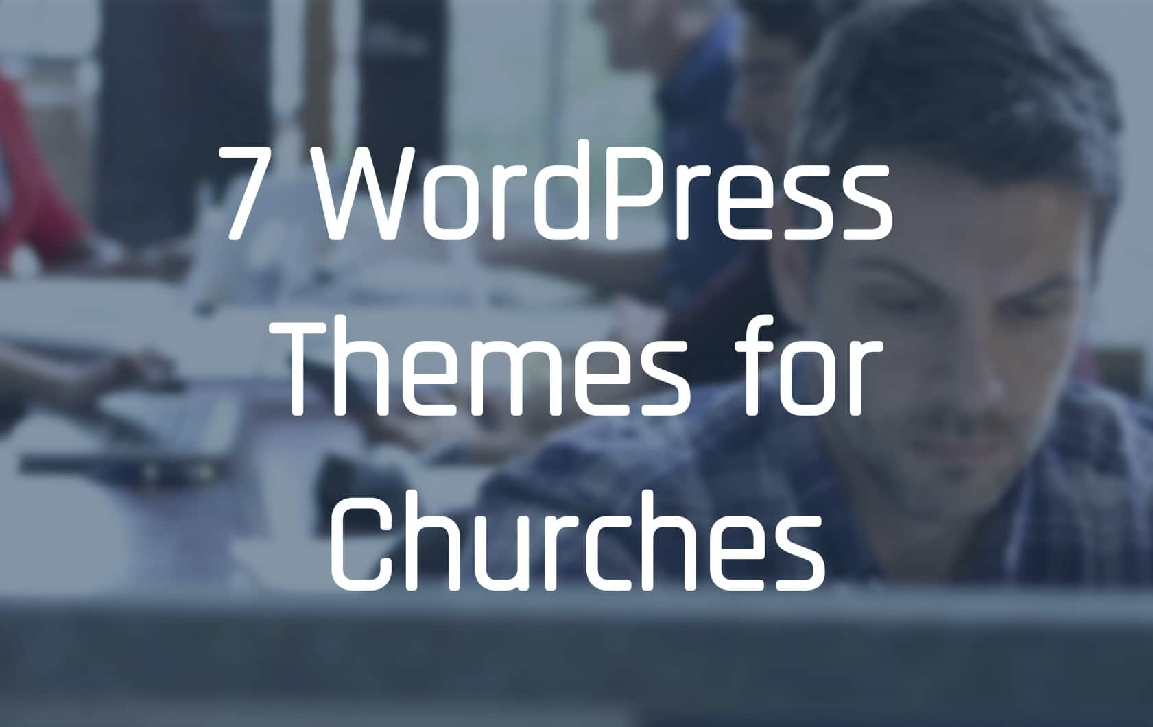 WordPress Themes for Churches