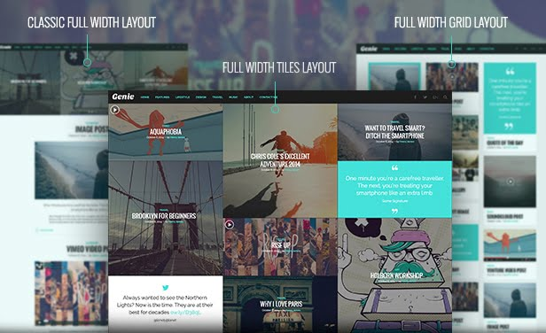 8 WordPress Themes for Personal Blogs