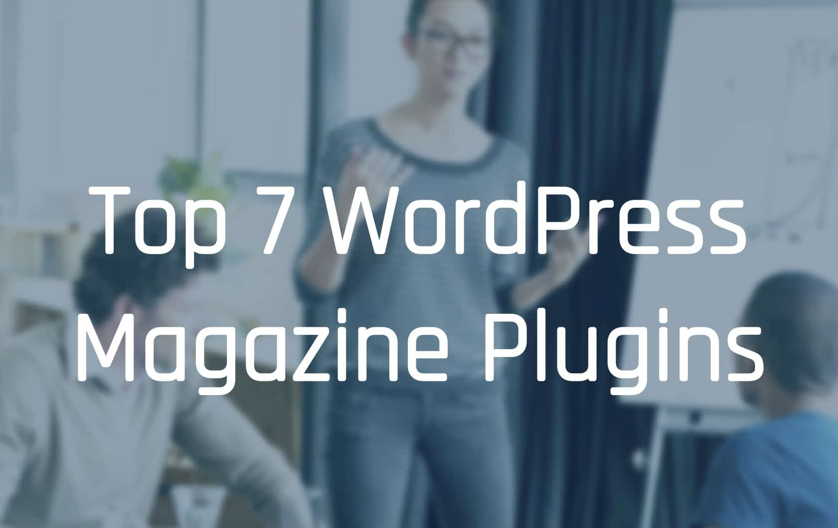 WordPress Magazine Plugin