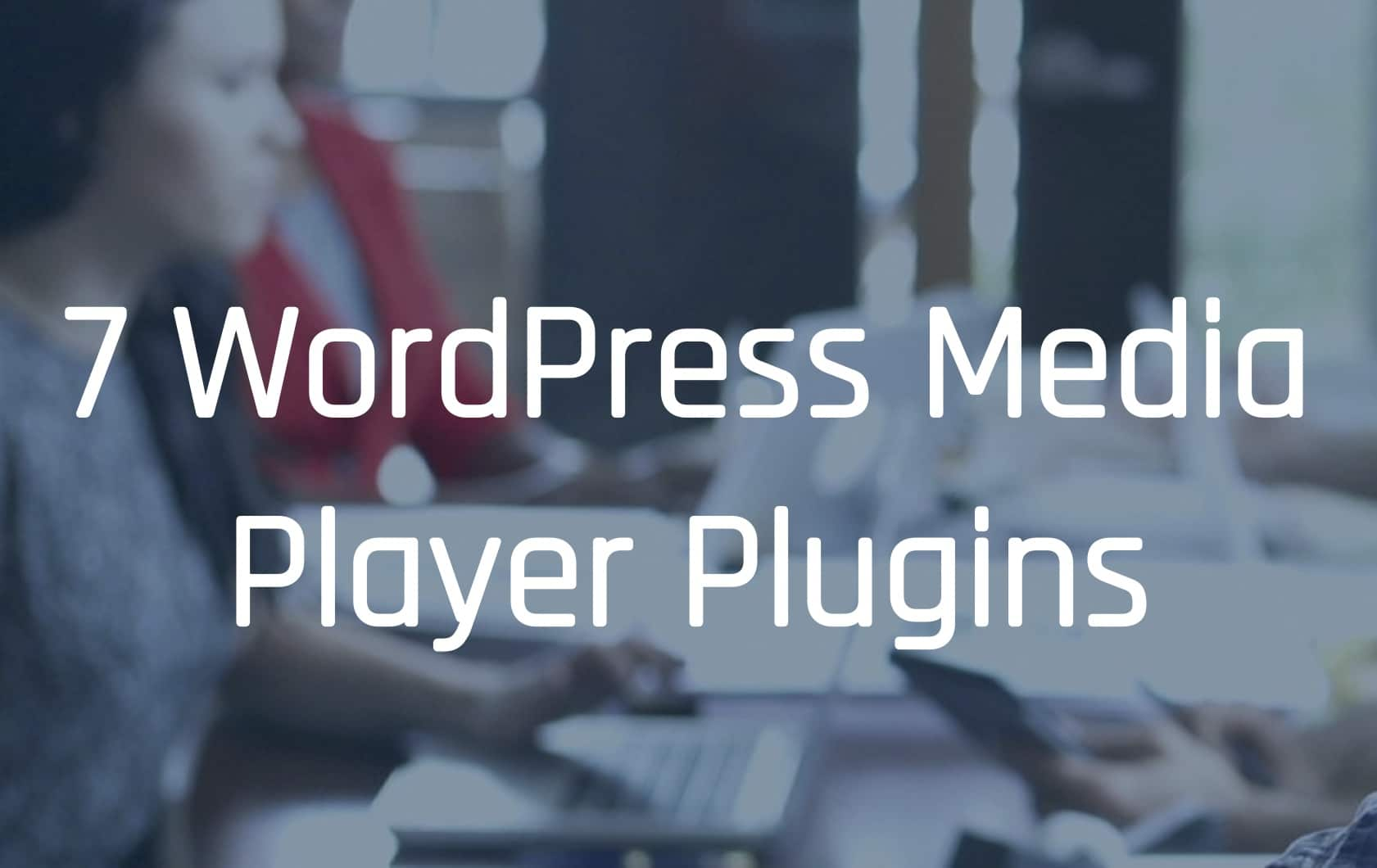 WordPress Media Player