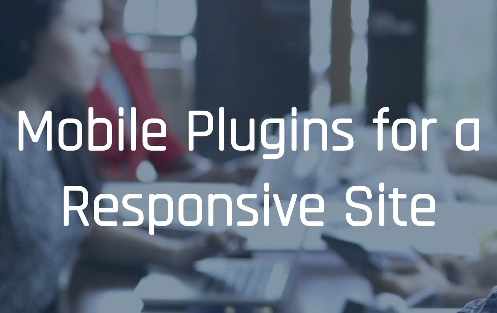 WordPress Mobile Plugins
