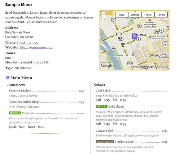 WordPress Plugins for Restaurants