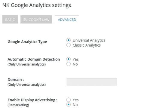 Google Analytics Plugins