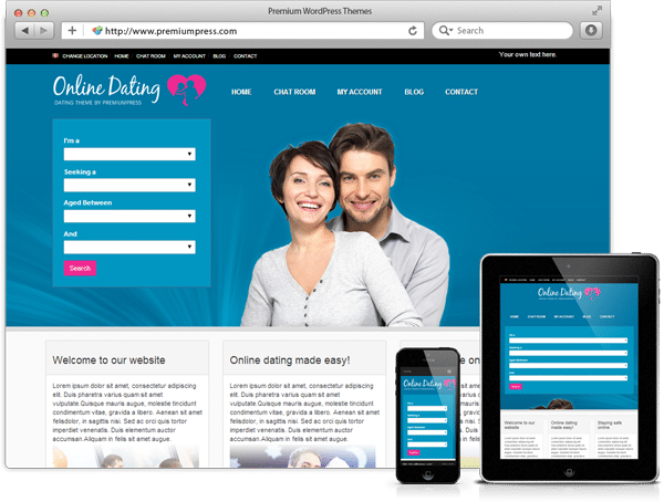Dating site wp