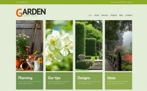 WordPress Themes for Florists
