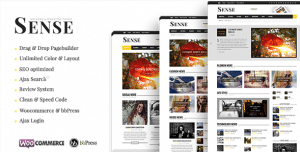 7 WordPress Themes for News