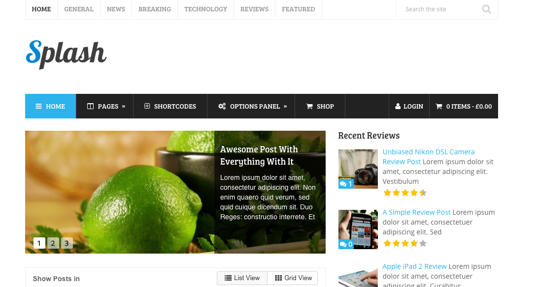 7 WordPress themes Optimized for Adsense