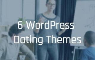 WordPress Dating Themes